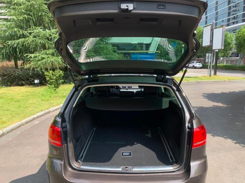 大众 迈腾  2012款 旅行版 2.0TSI 四驱舒适型图片