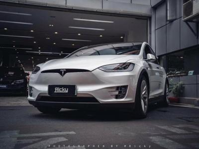 特斯拉 Model X  2017款 Model X 100D 长续航版
