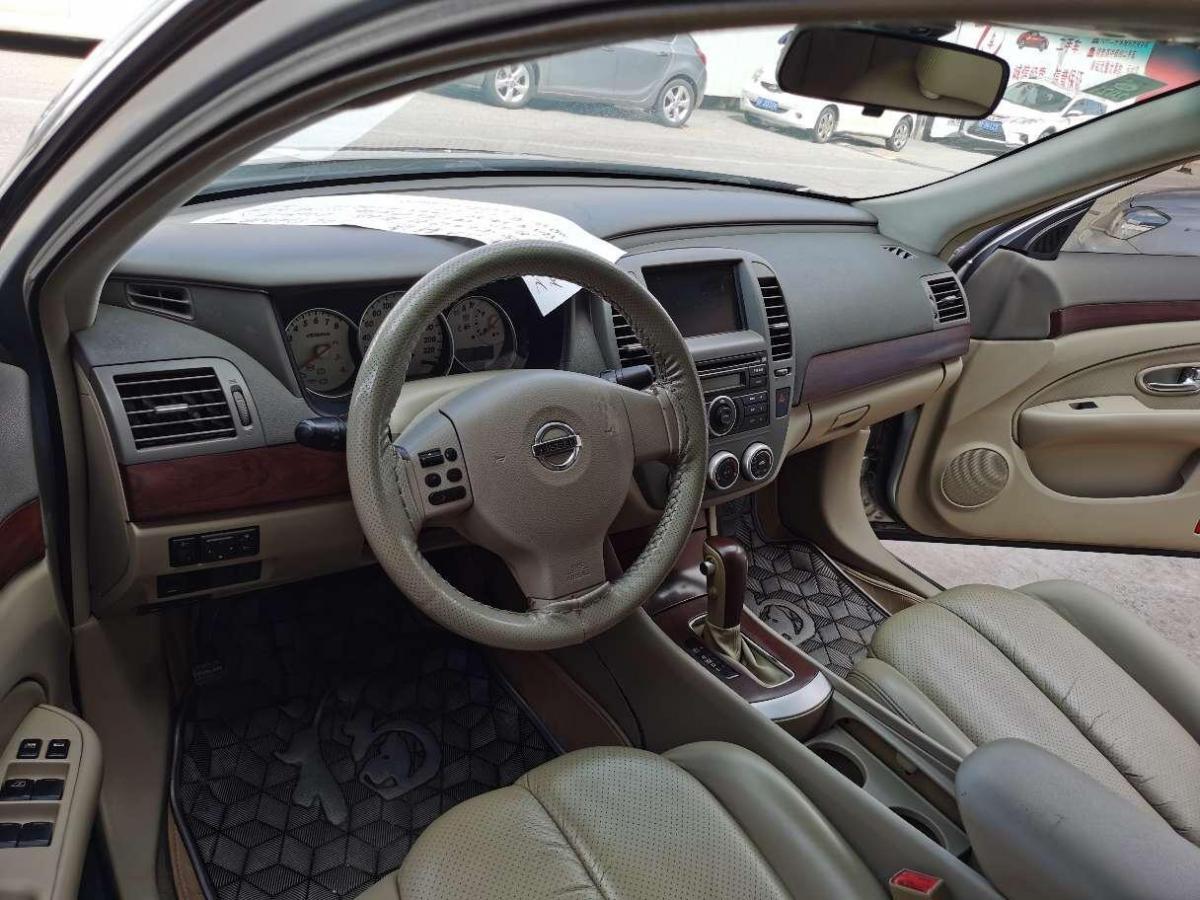 日产 轩逸  2009款 2.0XL CVT豪华天窗版图片