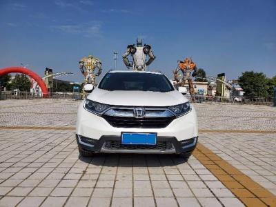 本田 CR-V  2019款 240TURBO CVT两驱风尚版 国V图片