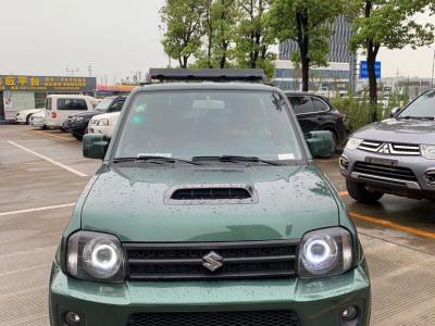 2014年6月 铃木 吉姆尼  1.3 AT JLX图片