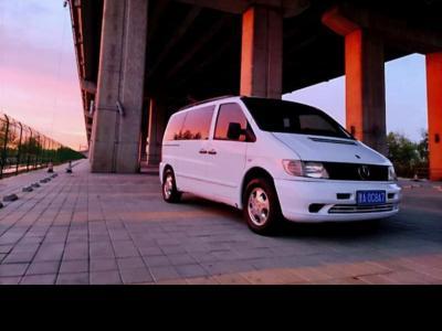 2003年2月 奔驰 奔驰威霆  VITO 2.3L图片