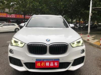 2016年8月 宝马 宝马X1  sDrive18Li 豪华型图片