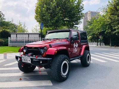 2012年4月 Jeep 牧马人  3.6L Sahara 两门版图片