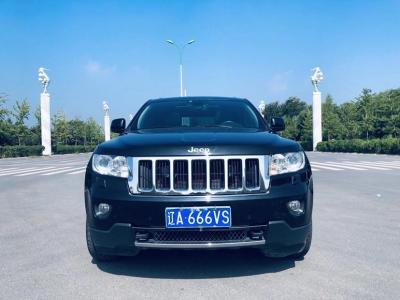2011年6月 Jeep 大切诺基(进口) 3.6L 舒适版图片