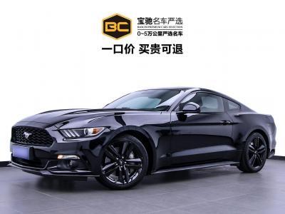 2015年7月 福特 Mustang(进口) 2.3T 50周年纪念版图片