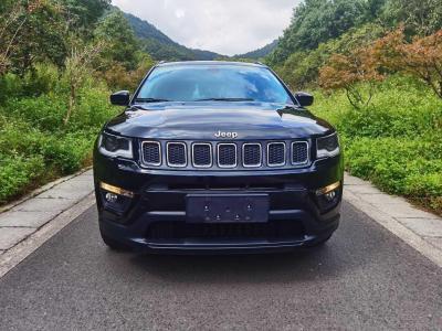 2018年4月 Jeep 指南者 200T 自动舒享版图片