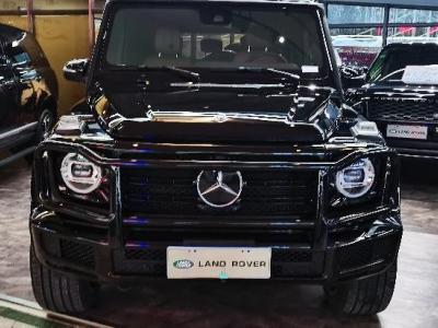 奔驰 奔驰G级  2019款 改款 G 500