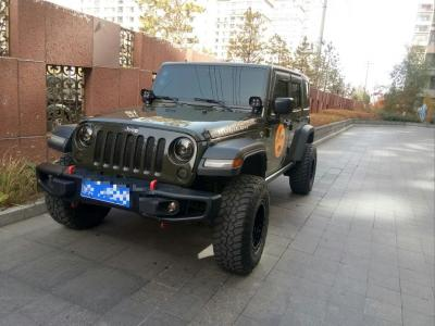 2016年8月 Jeep 牧马人(进口) 3.6L Rubicon 四门版图片
