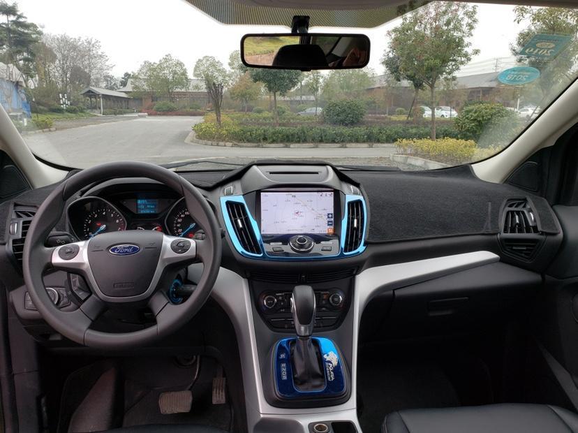 福特 翼虎  2015款 1.5L GTDi 两驱风尚型图片