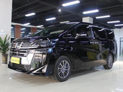 丰田2019款 威尔法 双擎 2.5L HV尊贵版图片