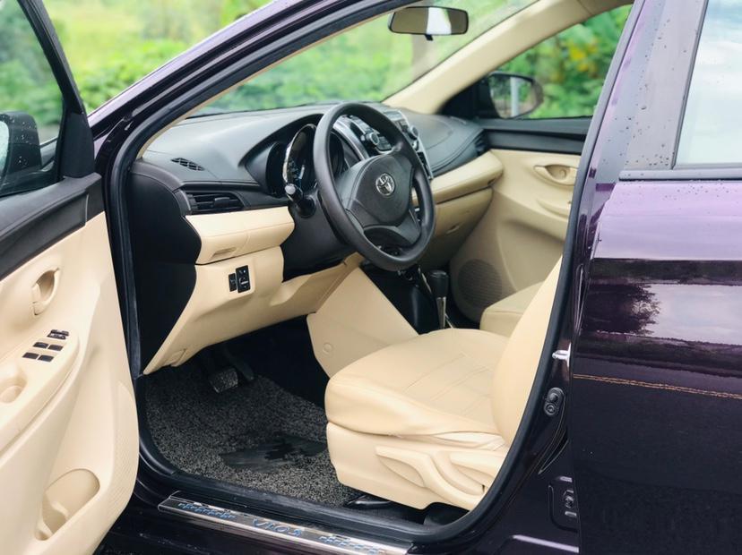 丰田 威驰  2016款 1.5L 自动智臻星耀版图片