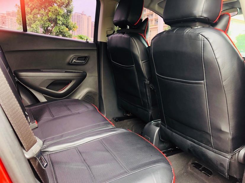 雪佛兰 创酷  2014款 1.4T 自动两驱舒适型图片