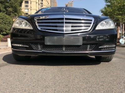 2011年10月 奔驰 奔驰S级(进口) S 600 L图片
