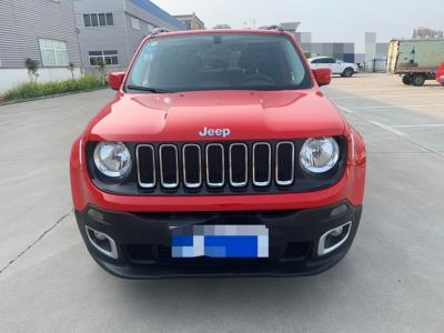 Jeep 自由侠  2018款 互联大屏版 180T 自动劲能版