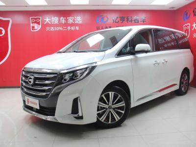 广汽传祺 GM8  2020款 领航