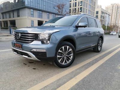 2017年11月 广汽传祺 GS8 320T 两驱豪华智联版图片
