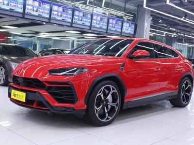 兰博基尼 Urus  2021款 4.0T V8