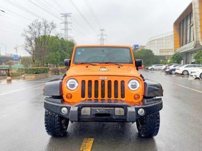 2010年4月 Jeep 牧马人  3.8L Sahara 两门版图片