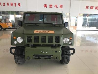 北汽 勇士  2.5T 5门四驱柴油版图片