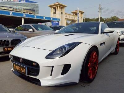 2015年1月 捷豹 F-Type S Coupe 3.0T