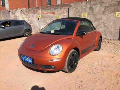 2011年4月 大众 甲壳虫(进口) 2.0 BlackOrange敞篷豪华版图片