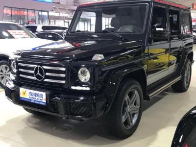 奔驰G级&nbspG500 4.0T