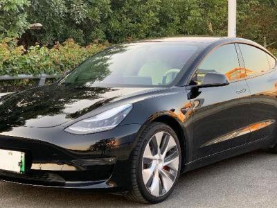 特斯拉 Model 3 Performance高性能全轮驱动版图片