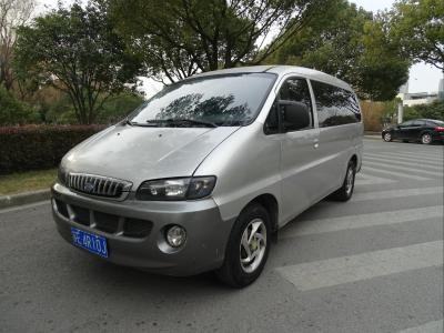 江淮 瑞风  2007款 2.4L彩色之旅 CBR汽油 手动标准型HFC4GA1图片