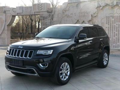 Jeep 大切诺基  2020款 3.0L 精英导航版