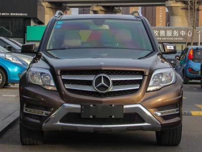 奔驰 奔驰GLK级 GLK 260 4MATIC 动感型 极致版图片