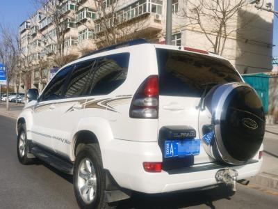 丰田 普拉多  2004款 VX 4.0