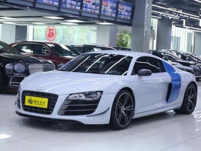 奥迪 奥迪R8  2013款 5.2 FSI quattro 中国专享型
