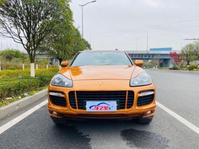 保时捷 Cayenne  2008款 Cayenne GTS 4.8L