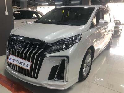 别克 GL8  2018款  28T 舒适型 国VI