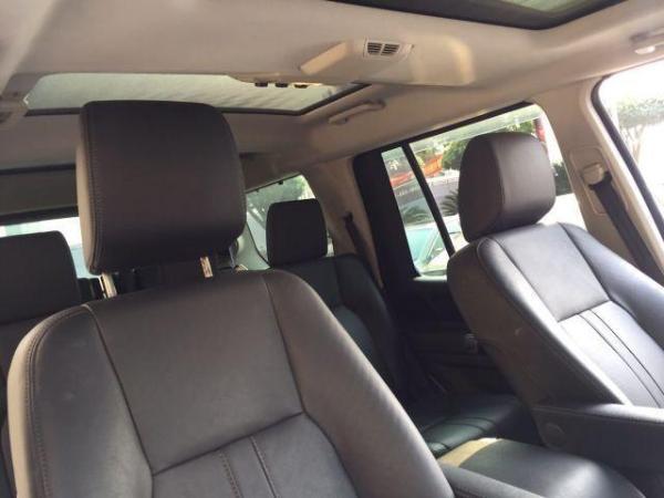 路虎 發現  2012款 5.0L V8 HSE汽油版圖片