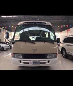 2008年1月 丰田 柯斯达 2.7 豪华车20座汽油图片
