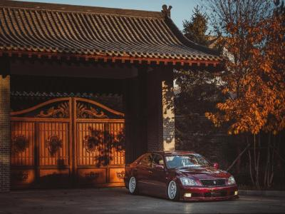 丰田 皇冠  2005款 3.0L Royal Saloon