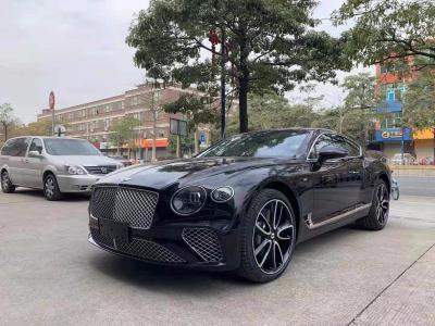 未上牌 宾利 欧陆 4.0T GT V8图片