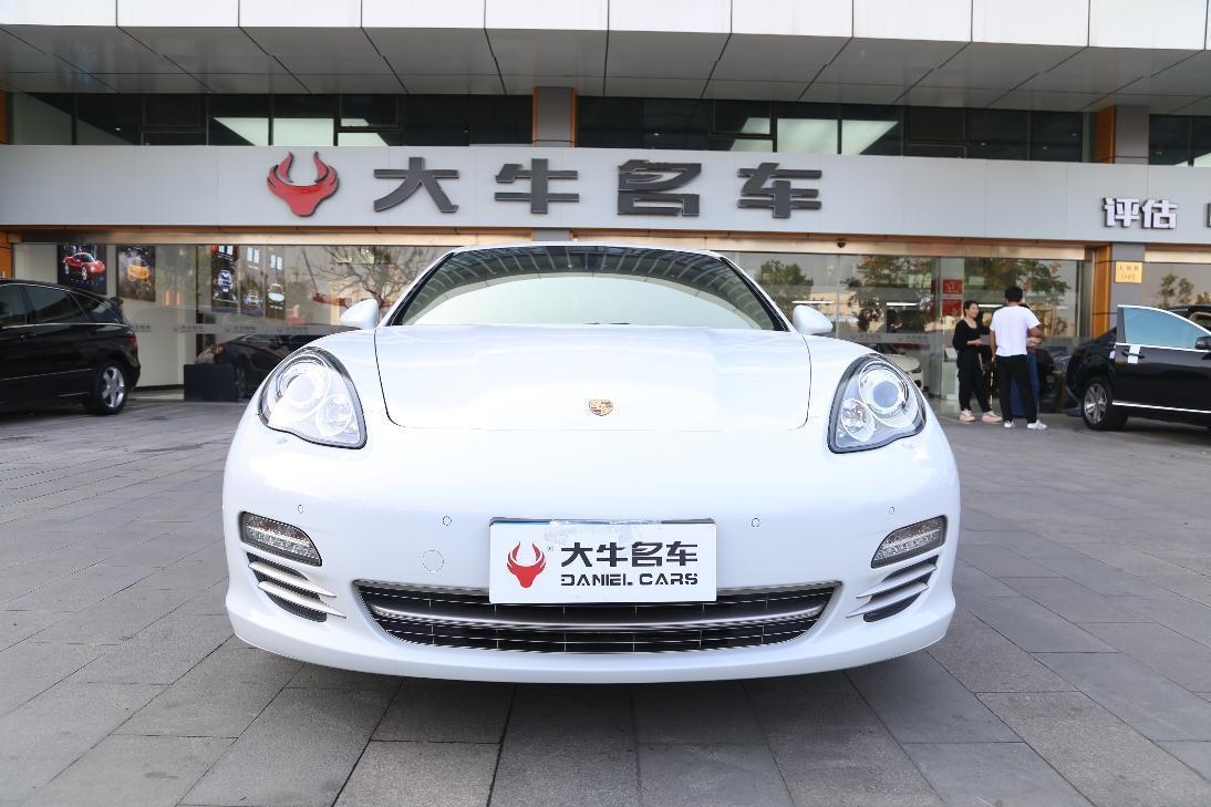 南京二手保时捷Panamera2010款Panamera3.6L自动档报价56万