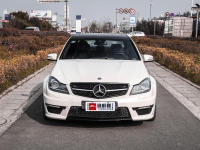 奔驰C级AMG 2012款 C 63 AMG 动感型图片