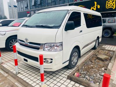丰田 HIACE(进口) 2.7L手动标准版10座图片