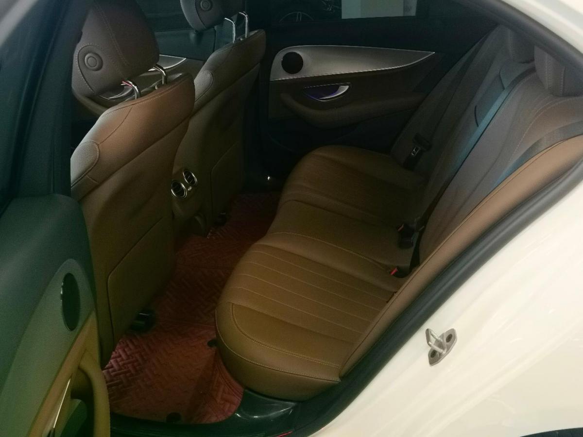 奔驰 奔驰E级  2020款 改款 E 260 运动版图片