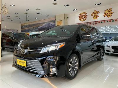 2020年7月 丰田 塞纳(进口) 2019款3.5L 四驱图片