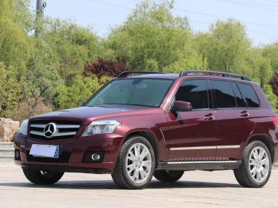 2011年2月 奔驰 奔驰GLK级(进口) GLK 300 4MATIC 动感型图片