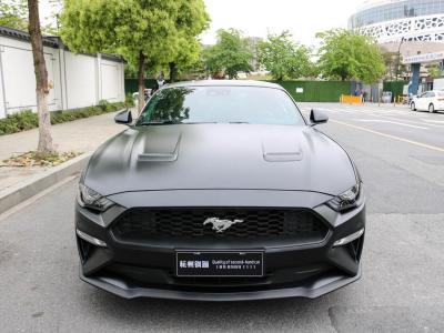 2018年12月 福特 Mustang  2.3L EcoBoost图片