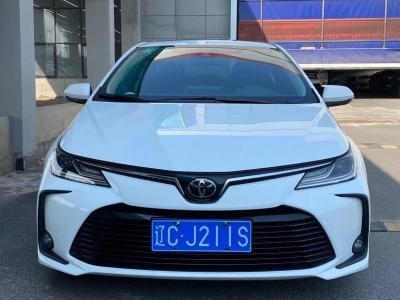 豐田 卡羅拉  2019款 1.2T S-CVT GL-i精英版圖片
