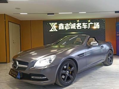 2012年6月 奔驰 奔驰SLK级(进口) SLK 200 时尚型图片