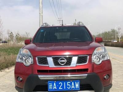 日產 奇駿  2004款 2.5 豪華型