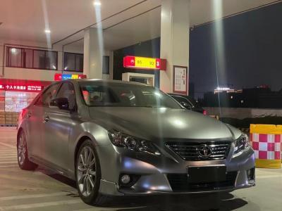 丰田 锐志 2.5V 风尚豪华导航版图片